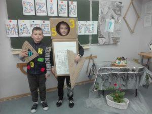Wyniki konkursu matematycznego