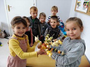 Zajęcia w przedszkolu z pomysłem
