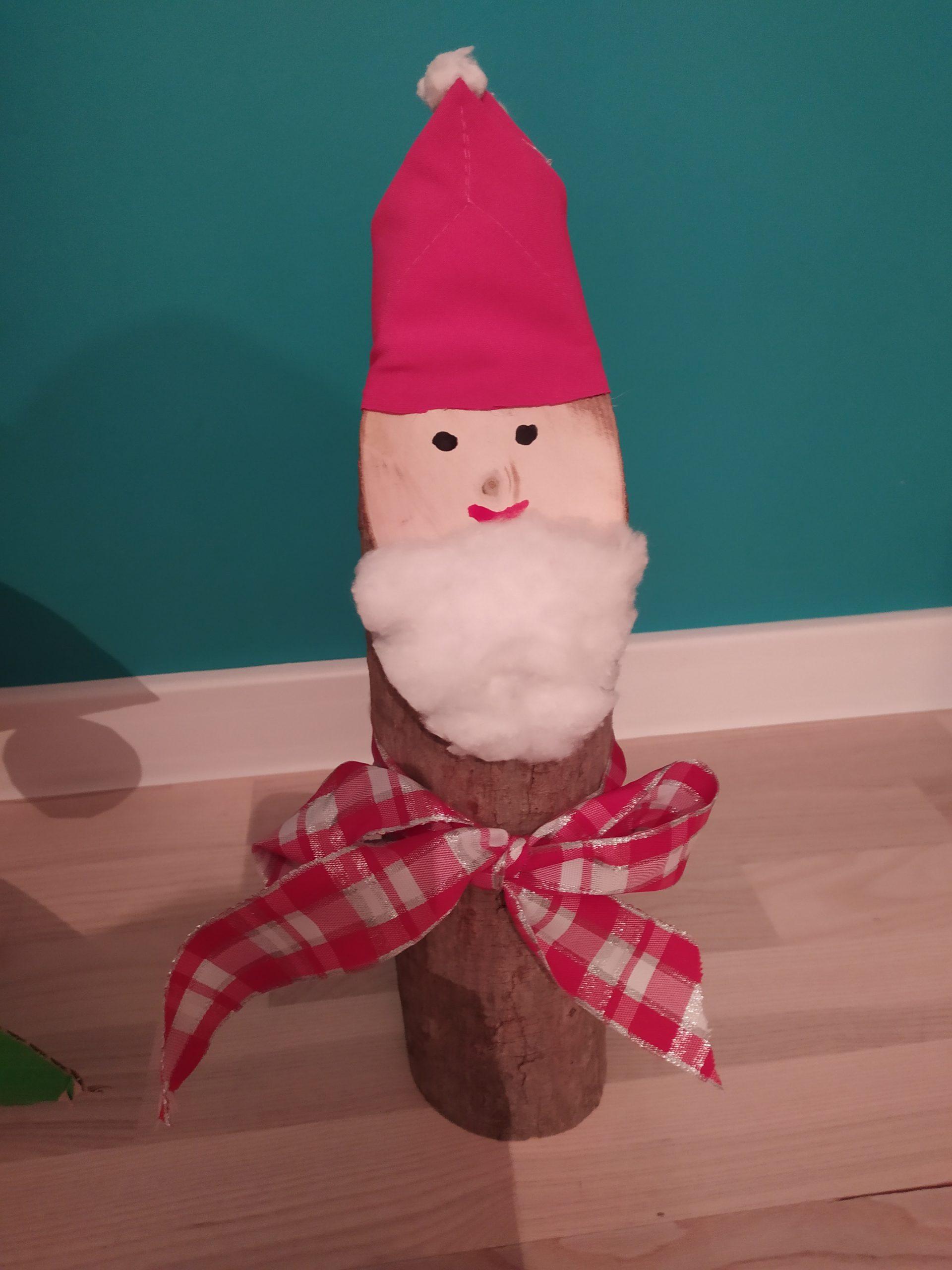 Czekając na świętego Mikołaja
